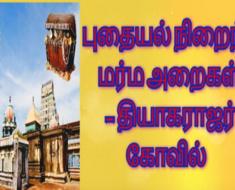 புதையல் நிறைந்த மர்ம அறைகள் தியாகராஜர் கோவில் - Thyagarajaswamy Temple Thiruvarur Devine