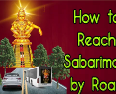How to reach Sabarimala by Road