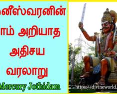 முனீஸ்வரனின் நாம் அறியாத அதிசய வரலாறு