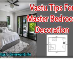 Vastu Tips For Master Bedroom Decoration