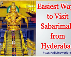 Easiest Ways to Visit Sabarimala from Hyderabad