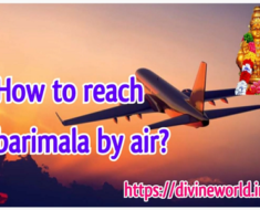 How to reach Sabarimala by air?